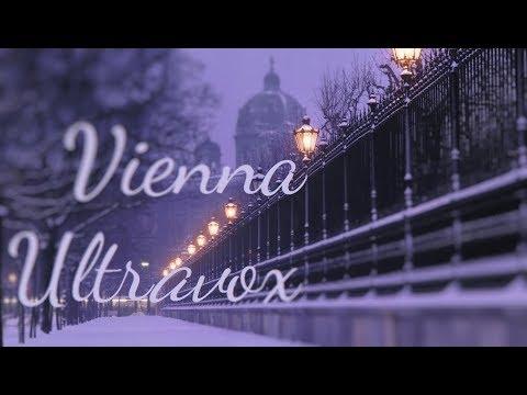 Ultravox - Vienna - Lyrics video