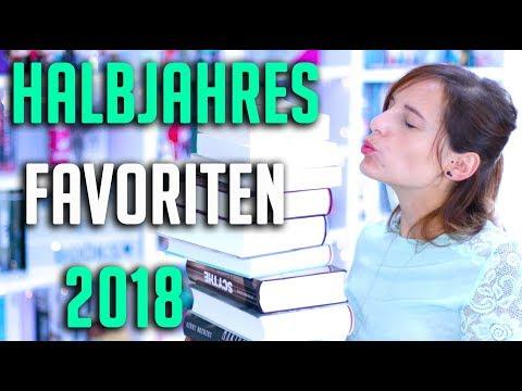 BUCH HALBJAHRESFAVORITEN 2018 | Die besten Bücher von Januar bis Juni mit Event | melodyofbooks