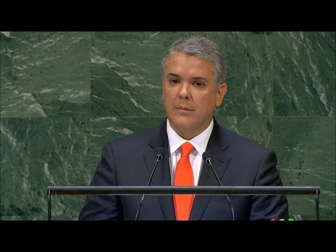 🇨🇴 Colombia – President Addresses General Debate, 73rd Session