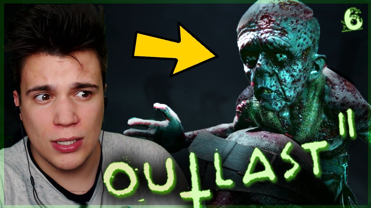 Ukrzyżowany! – Outlast 2 #6