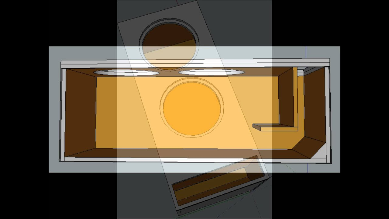 subwoofer box designs
