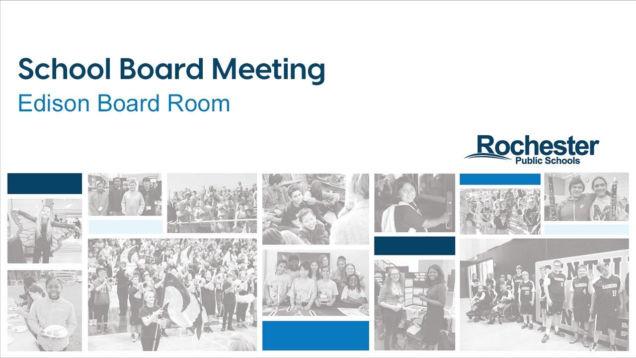 Cmcss Calendar 2022 2023.Rps School Board Meeting 03 16 21 Youtube