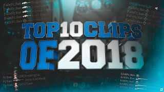 Red Bam - Top 10 Best Clips of 2018