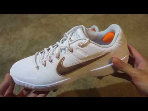 Nike Alpha Huarache Elite 2 Low Quick Look and Review - YouTube c322ab97b