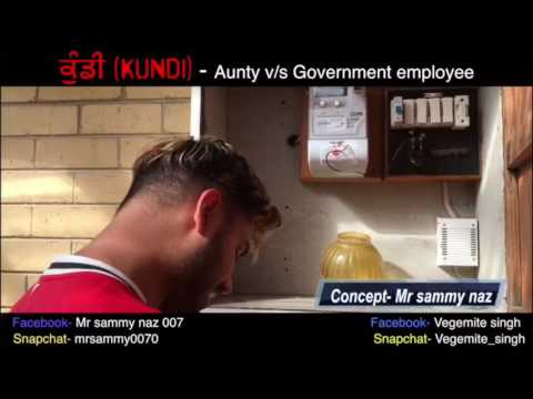 Kundi | Punjabi Funny Video | Latest Sammy Naz