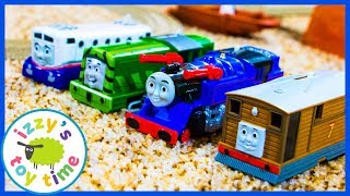 Thomas and Friends Trackmaster Mystery Blind Bag! Fun Toy Trains for Kids!