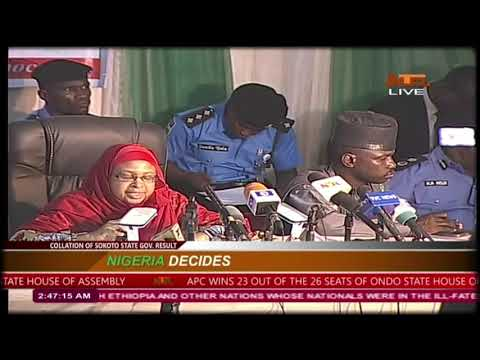 Sokoto State Governorship Election Inconclusive Mp3