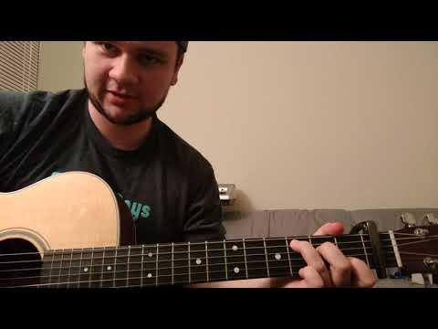 Kiss Tomorrow Goodbye - Luke Bryan - Easy Acoustic Guitar Lesson