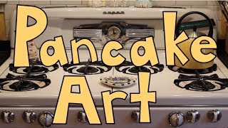 Awesome Pancake Art: Nailed It