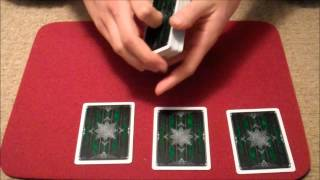 My Variation of the Fantabulous Four Aces - Card Trick Performance (Cardmaster123100 Entry)