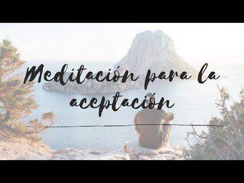 Meditación Mindfulness guiada para cultivar la aceptación | Clarity |