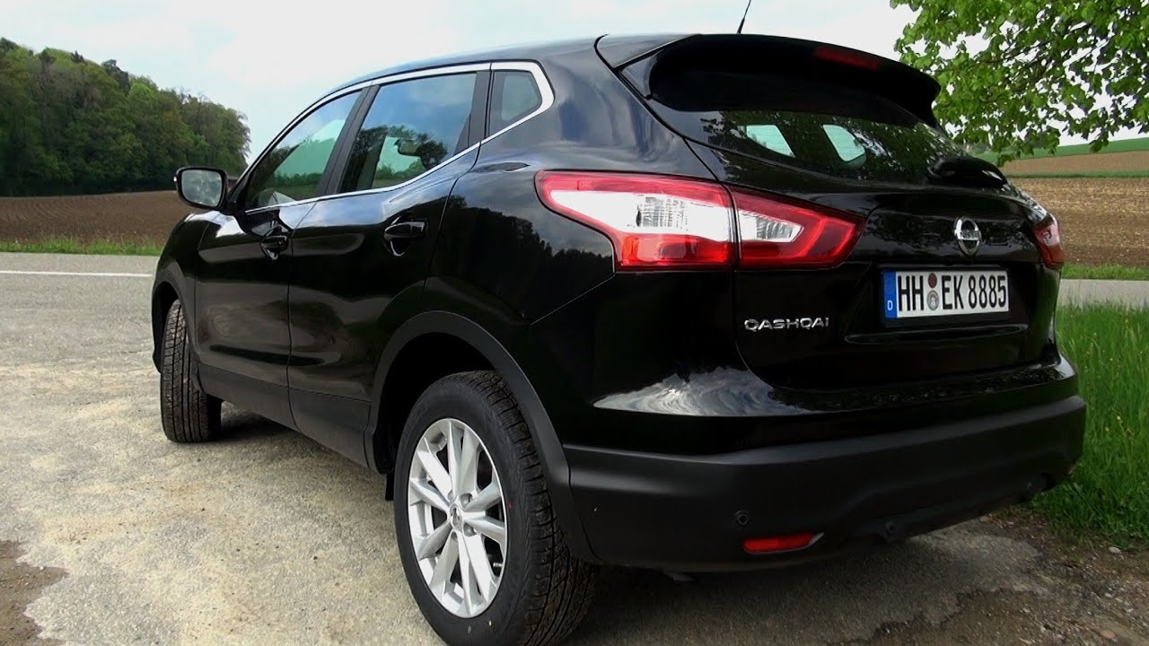 2015 nissan qashqai 1 6 dig t 163 hp test drive youtube for Qashqai 2016 interieur