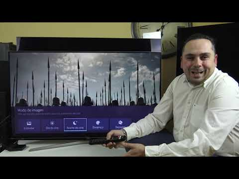 "REVIEW HISENSE 55"" U7A - ULED- 4K HDR - 2º Parte (Menus , apps y sistema operativo VIDAA U)"