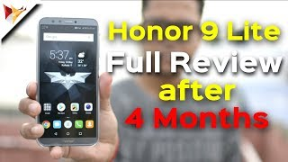 Honor 9 Lite Full Review After 4 Month | New Software Update | Data Dock