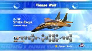After Burner Climax Exclusive 8 minutes gameplay