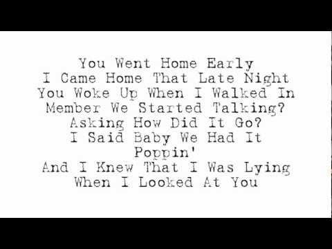 King Lil G - Do You Think Of Me? (With Lyrics On Screen)-Lost In Smoke -2013