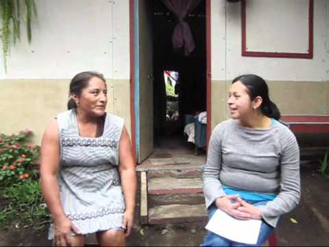 An Interview with Doña Maria Mercedes