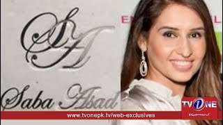 TV One Web-Exclusives | Saba Asad | Interview