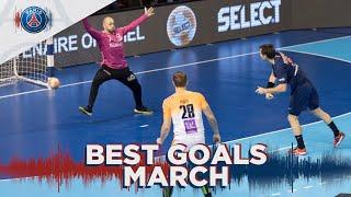 Best Goals - March : Brilliant shot from Gensheimer on penalty