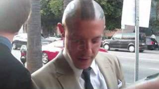 Theo Rossi @ Sons of Anarchy Season 4 Premiere