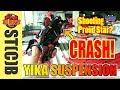 ミニ四駆 STB (TEST RUN) Yika Brand Mini 4WD (Shooting Proud Star Replica)