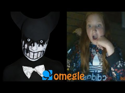Thumbnail: Bendy goes on Omegle!