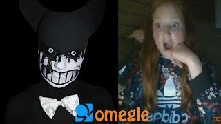 Bendy goes on Omegle