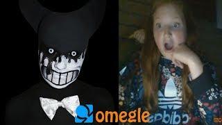 Bendy goes on Omegle! thumbnail