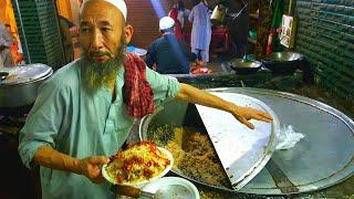 Afghani Pulao Uzbeki | Uzbaki Kabuli Pulao | Kabuli Pulao | Afghani Rice | Turkmen Rice