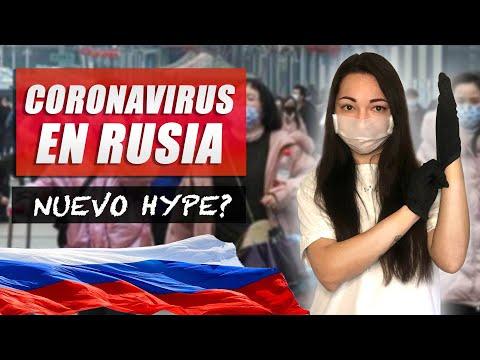 CoronaVIRUS en Rusia - pandemia de los medios?