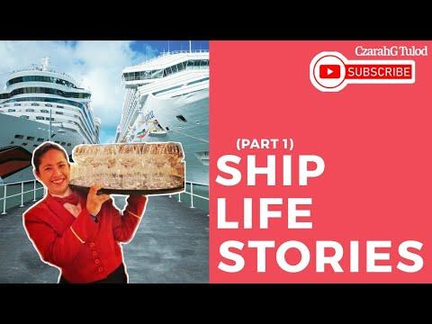 Buhay Barko   Real Life On Cruiseship   Part 1   CzarahG Tulod