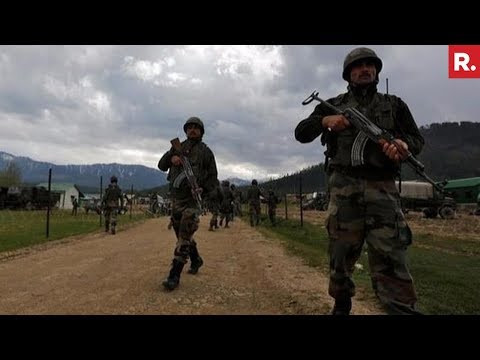 Security Personnel, Three Terrorists Killed In Pulwama Encounter