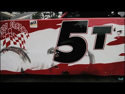 949 Productions: Legion Speedway Late Model Feature 7/14/17