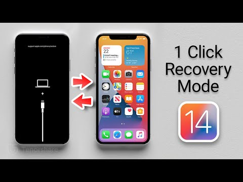 How to Put iOS 14 iPhone Out of Recovery Mode with 1 Click
