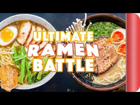 ULTIMATE CHEF Vs. CHEF RAMEN BATTLE (The Brownie Point Finale)