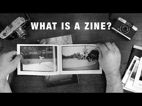 What is a Zine | Nick Exposed | Episode 6