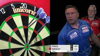 Wright v Price | Final | PDC Summer Series Day Five