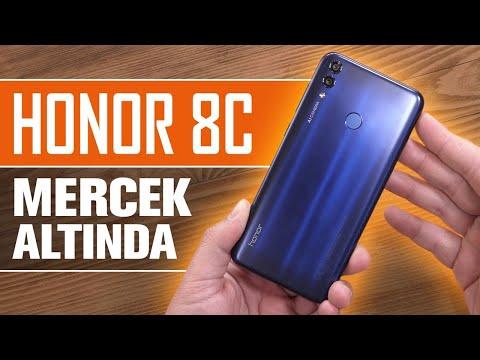 Honor 8C mercek altında: Qualcomm işlemci kullanıyor