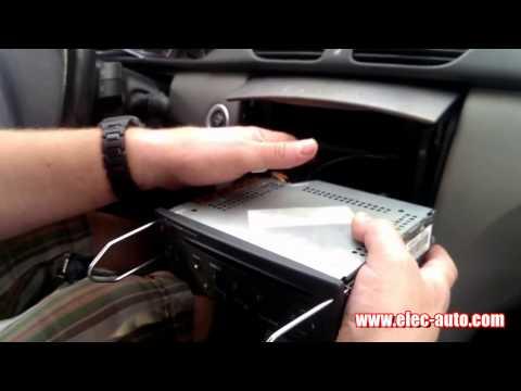 Lire des MP3 sur clé USB ou carte SD avec l'autoradio d'origine - RENAULT