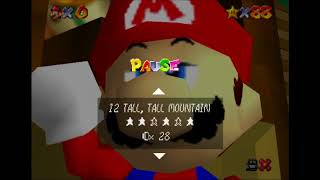 "Super Mario 64 - TAS Comp 2018 - Task 5 in 5""53 (1st place)"