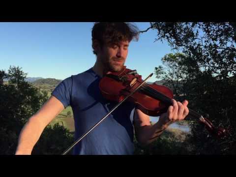Chris Lynch on Violin