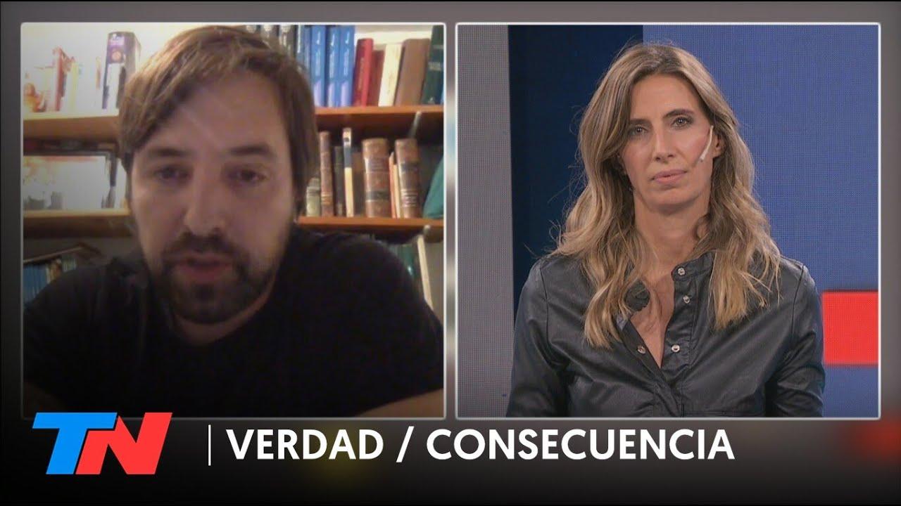 """""""LA CAMPAÑA DE VACUNACIÓN ES EFICAZ"""": Nicolás Kreplak en VERDAD/CONSECUEN"""
