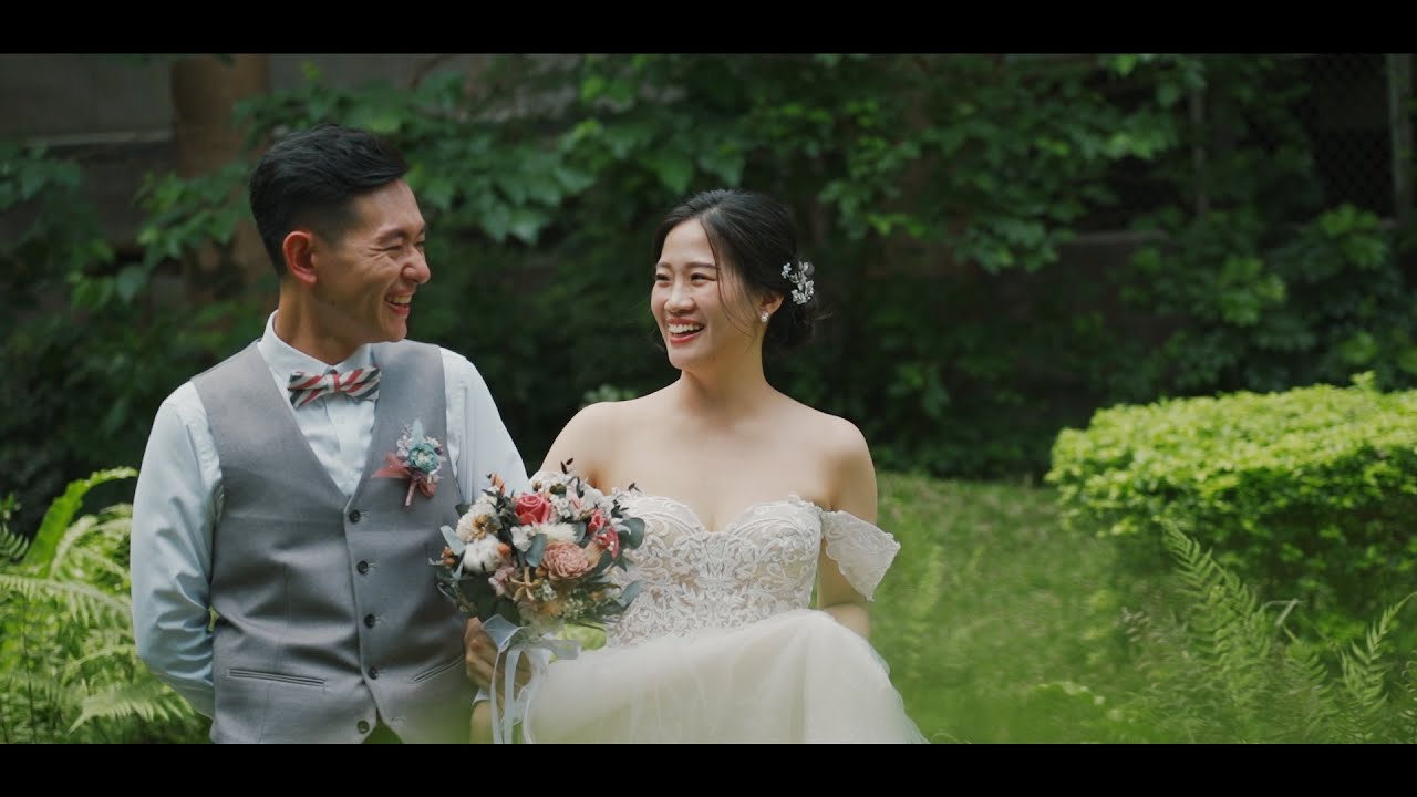 孫立人將軍官邸婚禮/Shawn+Shin/台北婚錄推薦/戶外證婚儀式