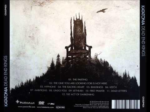 Katatonia - Ambitions (Dead End Kings / Deluxe Edition / Lyrics) HD