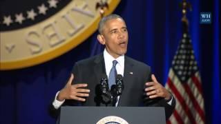 Watch President Obama's full farewell speech Free HD Video