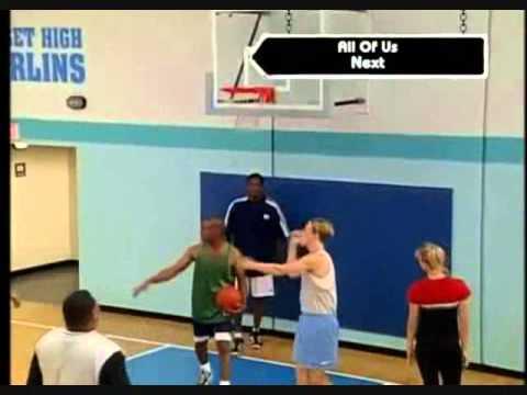 Kobe Bryant cameo on Hang Time