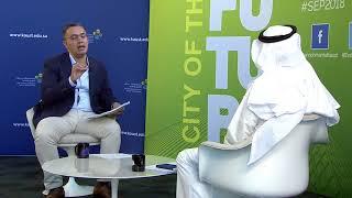 خالد الراشد: الطاقة المتجددة ومدن المستقبل