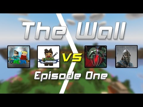 Unturned - The Wall Episode #1 [Full Match]