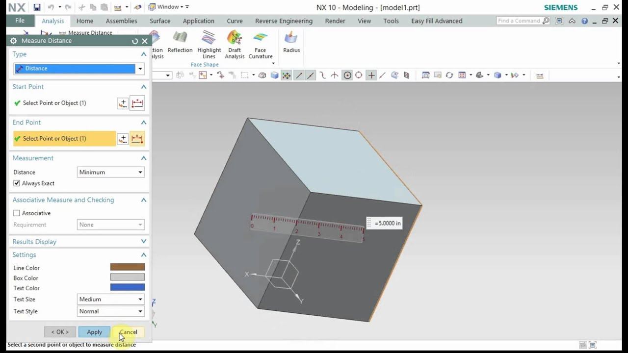 Nx Convert Inch To Mm