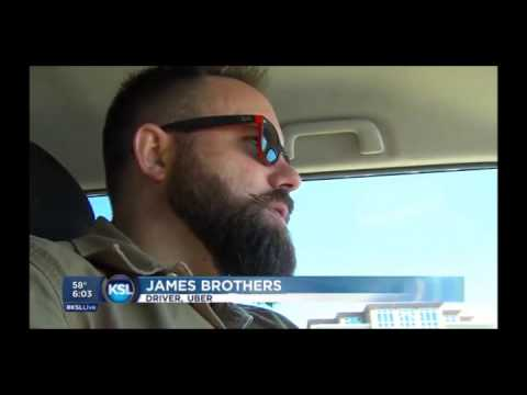 Drunk federal police officer puts gun to taxi driver's head